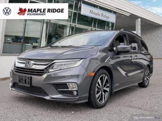 Used 2018 Honda Odyssey Touring for sale in Maple Ridge, BC