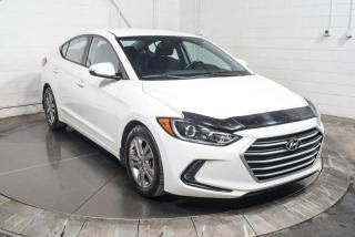 Used 2017 Hyundai Elantra GL AIR CLIMATISE MAGS SIEGES CHAUFFANTS for sale in Île-Perrot, QC