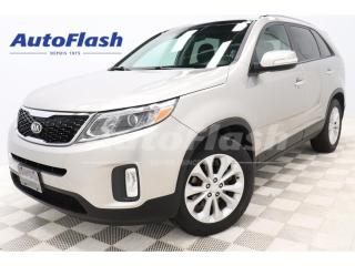 Used 2015 Kia Sorento EX AWD* CUIR/LEATHER* CAMERA* RARE!* for sale in St-Hubert, QC