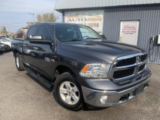 Used 2016 RAM 1500 ***SLT,CREW,4X4,MAGS,A/C,BAS KILO*** for sale in Longueuil, QC