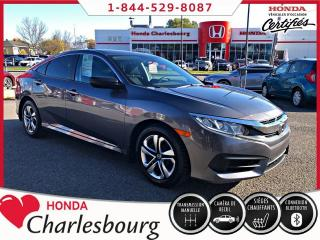 Used 2018 Honda Civic DX**24 884 KM**CAMÉRA DE RECUL** for sale in Charlesbourg, QC
