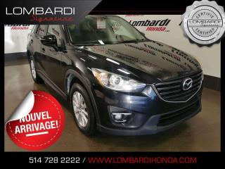 Used 2016 Mazda CX-5 GS|AWD|CUIR|TOIT|CAM| for sale in Montréal, QC