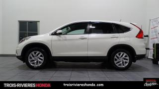 Used 2016 Honda CR-V SE + AWD + PROTEGE CAPOT + AILERON ! for sale in Trois-Rivières, QC