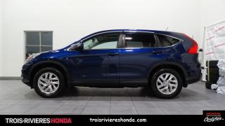 Used 2015 Honda CR-V EX + AWD + BLUTOOTH + CAMERA DE RECUL ! for sale in Trois-Rivières, QC