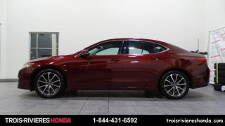 Used 2015 Acura TLX TECH + AWD + GARANTIE 7/130 + BAS KILO ! for sale in Trois-Rivières, QC