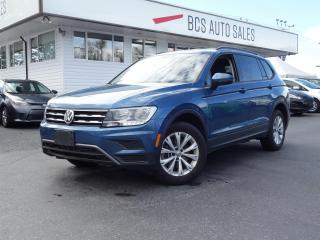 Used 2019 Volkswagen Tiguan Intelligent All Wheel Drive, Bluetooth, Very Low K for sale in Vancouver, BC