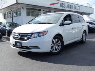 Used 2015 Honda Odyssey EX-L, Entertainment System, 8 Passenger, Leather for sale in Vancouver, BC