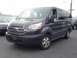 Used 2019 Ford Transit T-150 XLT 10 Passenger Van, Radar Assist, Bluetooth for sale in Vancouver, BC