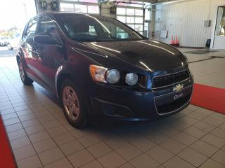 Used 2015 Chevrolet Sonic *LS*BLUETOOTH*AUTOMATIQUE* for sale in Québec, QC