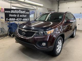 Used 2012 Kia Sorento AWD 4dr GDI Auto LX  $55.42 /mois+taxes for sale in St-Raymond, QC