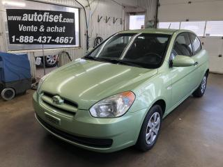 Used 2009 Hyundai Accent 3dr HB Auto L  $39.46/semaine + taxes for sale in St-Raymond, QC