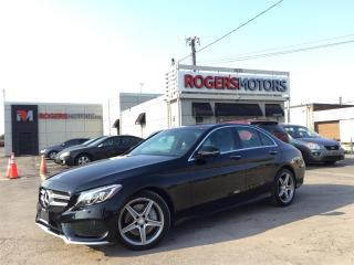 Used 2017 Mercedes-Benz C 300 2.99% Financing - 4MATIC - NAVI - PANO ROOF - 360 CAMERA for sale in Oakville, ON