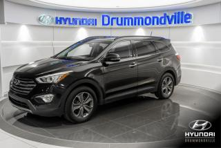 Used 2013 Hyundai Santa Fe LUXURY + GARANTIE + TOIT PANO + CUIR + for sale in Drummondville, QC