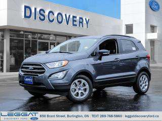 New 2020 Ford EcoSport SE FWD for sale in Burlington, ON