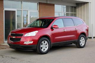Used 2012 Chevrolet Traverse 1LT LT AWD - REVERSE CAM - HEATED SEATS for sale in Saskatoon, SK