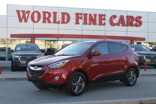 Used 2015 Hyundai Tucson GLS | Accident Free! | *AWD* for sale in Etobicoke, ON