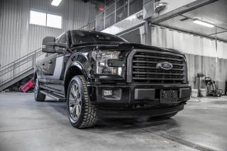 Used 2017 Ford F-150 Ford F-150 CREW 302A SPORT ENSEMBLE DECO for sale in Rimouski, QC
