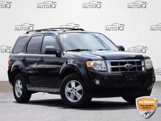 Used 2010 Ford Escape XLT Manual AS IS   5 SPEED MANUAL   BLUETOOTH   A/C   POWER WINDOWS/LOCKS for sale in Waterloo, ON