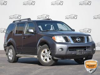 Used 2012 Nissan Pathfinder S for sale in Waterloo, ON