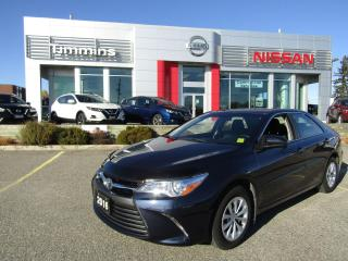 Used 2016 Toyota Camry LE for sale in Timmins, ON