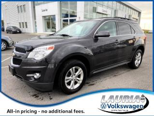 Used 2013 Chevrolet Equinox LT FWD - NAVIGATION / LOW KMS for sale in PORT HOPE, ON