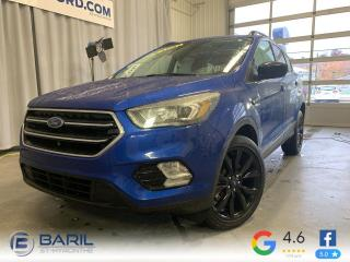 Used 2017 Ford Escape 4 portes SE, Traction intégrale Ensemble for sale in St-Hyacinthe, QC