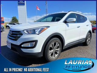 Used 2015 Hyundai Santa Fe Sport 2.4L FWD Auto - Bluetooth/Heated seats for sale in Port Hope, ON