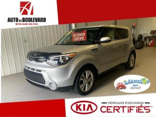 Used 2016 Kia Soul EX GDI TOUT EQUIPE SIEGES CHAUFF for sale in Notre-Dame-des-Pins, QC