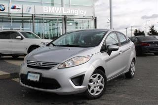 Used 2011 Ford Fiesta SEL 4D Sedan for sale in Langley, BC