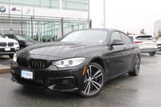 Used 2017 BMW 4 Series 440 GRAN COUPE xDrive Gran Coupe for sale in Langley, BC