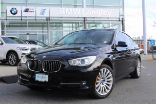 Used 2013 BMW 535 Gran Turismo for sale in Langley, BC