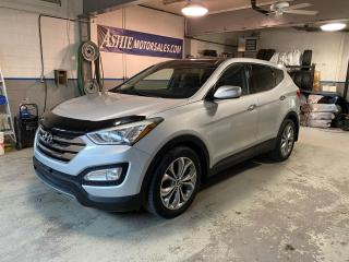 Used 2013 Hyundai Santa Fe AWD 4DR 2.0T AUTO LIMITED for sale in Kingston, ON