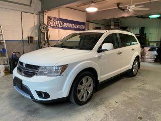 Used 2016 Dodge Journey AWD 4dr R/T for sale in Kingston, ON