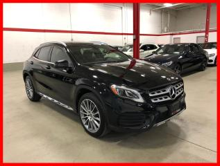 Used 2018 Mercedes-Benz GLA GLA250 4MATIC PREMIUM SPORT NAVIGATION PANORAMIC for sale in Vaughan, ON