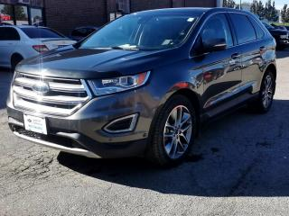 Used 2016 Ford Edge 4DR TITANIUM AWD for sale in Kitchener, ON