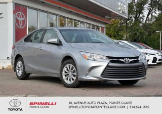 Used 2017 Toyota Camry LE BAS KM!!!!! for sale in Pointe-Claire, QC