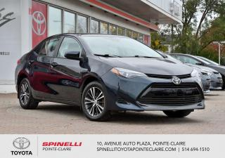 Used 2017 Toyota Corolla Le Upgrade Toit Mags for sale in Pointe-Claire, QC