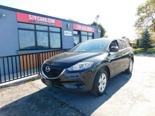 Used 2013 Mazda CX-9 GS | LEATHER | SUNROOF | 7 PASSENGER for sale in St. Thomas, ON
