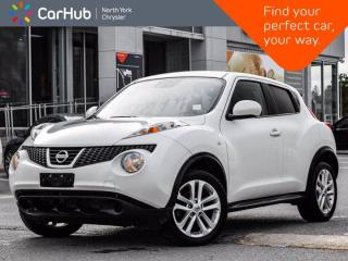 Used 2014 Nissan Juke SV Aux Audio A/C Cruise Control for sale in Thornhill, ON
