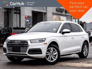 Used 2018 Audi Q5 Komfort Quattro Navigation Backup Camera Heated Front Seats for sale in Thornhill, ON