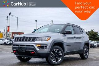 Used 2018 Jeep Compass Trailhawk 4x4 Navigation Backup Camera Bluetooth Remote Start Heated Front Seats 17