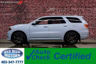 Used 2019 Dodge Durango AWD R/T Leather Roof Nav BCam for sale in Red Deer, AB