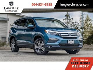 Used 2017 Honda Pilot EX-L  Loaded / Local / Single Owner / Low Km for sale in Surrey, BC