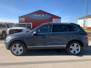 Used 2012 Volkswagen Touareg HIGHLINE for sale in Osler, SK