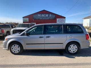 Used 2017 Dodge Grand Caravan CANADA VALUE PACKAGE for sale in Osler, SK