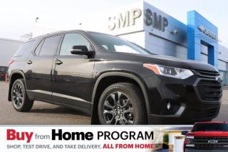 Used 2020 Chevrolet Traverse RS- Leather, Remote Start, 7 Passenger for sale in Saskatoon, SK