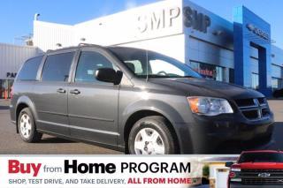 Used 2012 Dodge Grand Caravan SE- AS Traded / Mechanics Special for sale in Saskatoon, SK