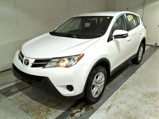 Used 2014 Toyota RAV4 LE ACCIDENT FREE for sale in North York, ON