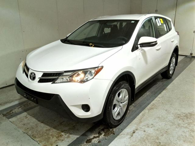 2014 Toyota RAV4 LE ACCIDENT FREE