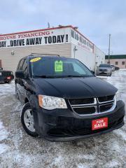 Used 2012 Dodge Grand Caravan SXT for sale in Winnipeg, MB